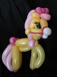 Balloon Sculptures by www.PinkBalloonDog.com