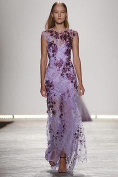 Monique Lhuillier Ready To Wear Spring Summer 2015 New York - NOWFASHION