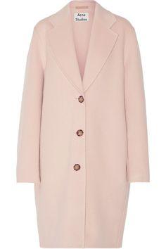 Acne Studios   Landi oversized wool and cashmere-blend coat   NET-A-PORTER.COM