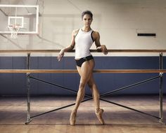 On Pointe with Misty Copeland