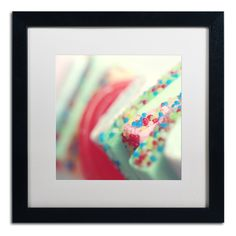 'Party Flavours' by Beata Czyzowska Young Framed Photographic Print