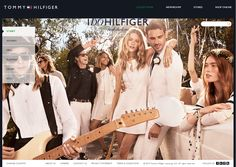 "Tommy Hilfiger Website - ""WebSphere Commerce made"" #webspherecommercemade #ecommerce"