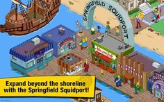 GAME The Simpsons: Tapped Out v4.14.0 MOD Apk [Unlimited Donuts] for Android - http://apkville.net/2015/05/game-the-simpsons-tapped-out-v4-14-0-mod-apk-unlimited-donuts-for-android/