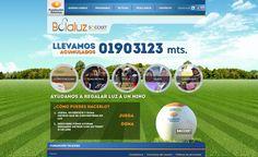 Bola luz - Diseño  http://www.bolaluz.org/