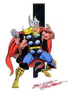 Thor screenshots, images and pictures - Comic Vine
