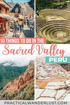 10 Outstanding Things to do in Ollantaytambo, Peru The best Ollantaytambo, Peru things to do from Inca ruins to Machu Picchu to Quechua culture to the Sacred Valley! Peru Travel, Europe Travel Tips, Travel Hacks, Wanderlust Travel, Travel Essentials, Travel Destinations, Machu Picchu, Backpacking Europe, Europe Packing