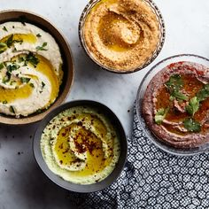How to Make Hummus With Any Kind of Bean