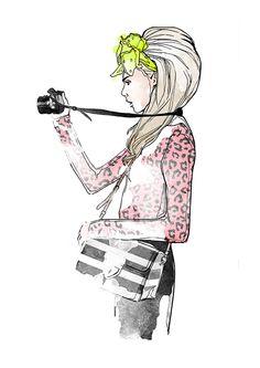 Fashion Illustration#3