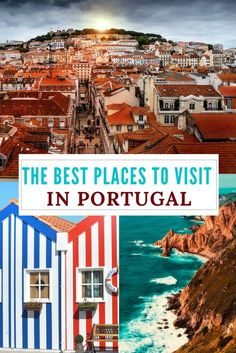 Getting ready for a trip to Portugal? Lisbon, Porto, the Algarve... there are so many things to do and see in Portugal. Here you'll find the best places to visit in Portugal. | Portugal Travel Tips | Portugal where to go | Portugal where to stay | Portugal what to do - via @WanderTooth