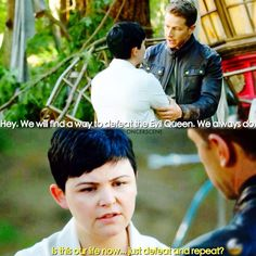 "Snow White and David - 6 * 3 ""The Other Shoe"" #Snowing"