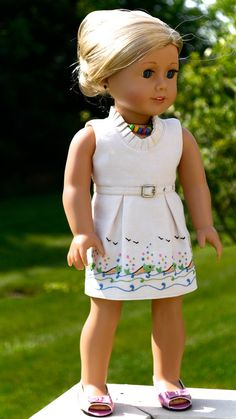 18 inch American Girl Doll Clothing. Vintage by Simply18Inches