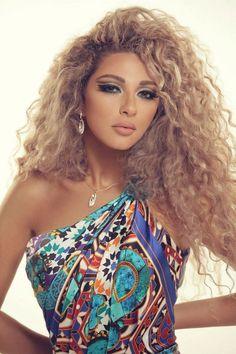 Sexy arab celebrities