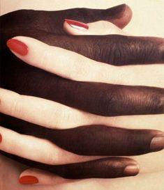 LOVE sees no color.