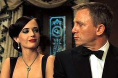 Casino Royale, 2006  Eva Green's Vesper Lynd has pretty much ruined us for any future Bond girl.