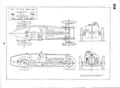 bugatti blueprints - Sök på Google