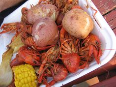 10 places to get crawfish in Houston! Yum!!
