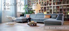 Montèl Blog - Hoekbank Urban xxl bij de consument in huis