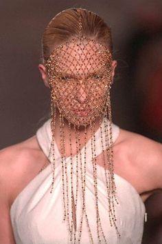 TatiTati Style ★ Alexander McQueen for Givenchy Haute Couture S/S 1997