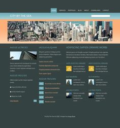 Sites That Offer Free Website Templates And Free Flash Templates - Free webtemplates