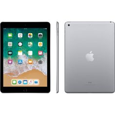 Buy Space Grey 2018 Apple iPad iOS Wi-Fi & Cellular, from our View All Tablets range at John Lewis & Partners. Ipad Pro Apple, Apple Tv, Buy Apple, Ipad 4, Ipad Mini, Wi Fi, Power Adapter, Apps, Products