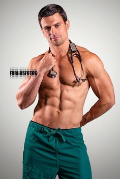 Hot doctor's
