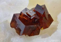Bariopharmacosiderite from Clara Mine, Rankach valley, Germany