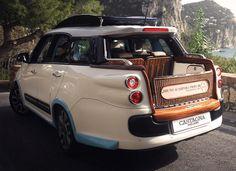 Fiat 500L Taxi