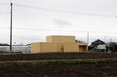 Casa 'na' / Studio Architect Shuji Hlsada