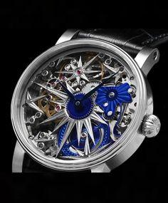 シャウボーグ アイスクリスタル2 ICE CRYSTAL2 手巻き 腕時計 メンズ SCHAUMBURG UNIKATORIUM - IDEAL
