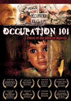 A thought-provoking and powerful documentary film on the current and historical root causes of the Israeli-Palestinian conflict and US political involvement. Unlike any other film produced on the conflict, 'Occupation 101' explains the complicated reality with precision storytelling through a series of highly stylized visual edits, and gives audiences a complete context with which to better understand the Israeli-Palestinian debate. The roots of the conflict are explained with ...