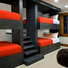Bunk Bed Design