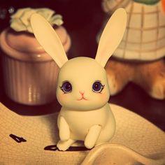 """А вы уже проснулись??? #sakurapaper #doll #dollstagram #bjd"""