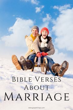 The Bible speaks fondly of marriage and provides clear guidance that men and women can apply to their lives through Bible verses about marriage. Marriage Bible Verses, Bible Verses For Women, Biblical Marriage, Scripture Verses, Marriage Advice, Bible Scriptures, Relationship Advice, Christian Wife, Christian Families