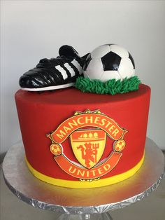 Soccer Theme Grooms Cake! Sugar Bee Sweets Bakery  www.sugarbeesweets.com