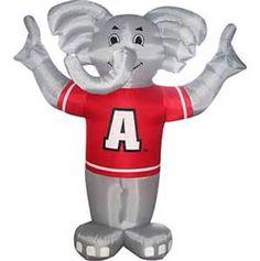 Forever Collectibles 8' Alabama Inflatable Mascot: Decor : Walmart.com