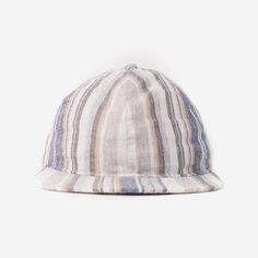 03d82823e86 Cotton ball cap by Montana New York based FairEnds. Unstructured cotton  body One size