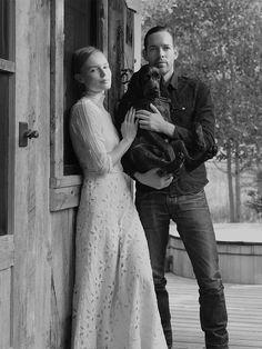 Kate Bosworth Marries Michael Polish - Couples, Marriage, Weddings, Kate Bosworth, Michael Polish : People.com