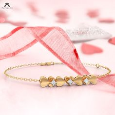 Glorify your moments just like Promise Dimond Bracelet. . . . . . #Papilior #PapiliorJewelry #goldbracelet #diamondbracelets #jewellery #photooftheday #potd #jewelry #bracelets #preciousjewellery #diamondbracelet #minimal #minimalism #goldjewellery #diamondjewellery #minimaljewellery #jewellery #diamondjewelry #gold #goldjewelry #hearts #heartofgold #bracelet #diamonds Diamond Bracelets, Diamond Jewelry, Gold Jewelry, Jewelry Bracelets, Jewellery, Heart Of Gold, Minimalism, Diamonds, Hearts