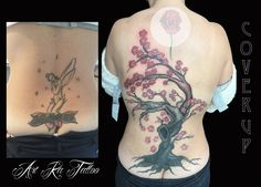 #coverup #coveruptattoo #tattoo #ink #inked #tatuaggio #coperturatattoo #artkatattoo #pinerolo #pinerolotattoo #italy #albero #alberotattoo #pinterest #pinteresttattoo