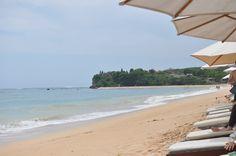 Saint Regis Resort beach at Bali