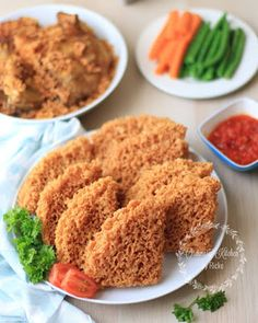Indonesian Food, Cake Cookies, Cornbread, Recipies, Food And Drink, Easy Meals, Rice, Cooking Recipes, Ayam Goreng