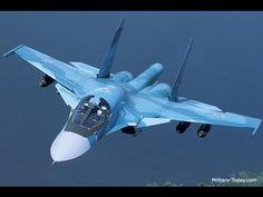 Russlands Waffen: Su-34 Bester Kampfjet der Welt