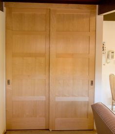 shaker 3 panel sliding bypass doors - Google Search