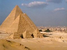 "Hello, The real mystery about Ancient Egypt's Pyramids is not who built them but ""why"" ? Regards Peter !"