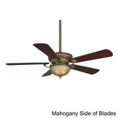 Fanimation Ventana 52-inch Sedona Beige 2-light Ceiling Fan   Overstock.com