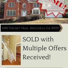 SOLD with Multiple Offers Received!