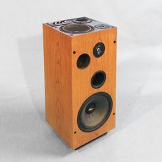 The Ohm I is a 4- way system with a built-in sub-woofer in each cabinet. Designed in the late 1970s (before most people had heard of sub-woofers!), it held Ohm's record for highest…