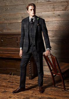Ralph Lauren Purple Label - F/W 2013/2014   No:32327   メンズファッションスナップ フリーク - 男の着こなし術は見て学べ。