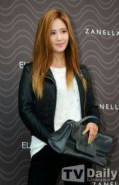 Yuri at Ebon Zanelatto event