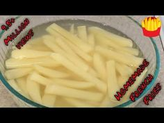 French Fries Recipe, Homemade French Fries, How To Make Fries, Air Fryer French Fries, Making French Fries, How To Make Homemade, Preserves, Frugal, Sandwiches